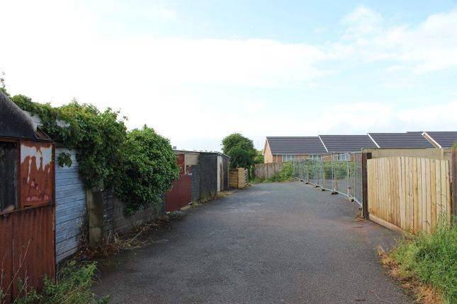 Entrance of Harbour Way, Hakin, Milford Haven SA73