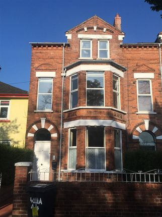 Thumbnail Flat to rent in Ulsterville Avenue, Belfast