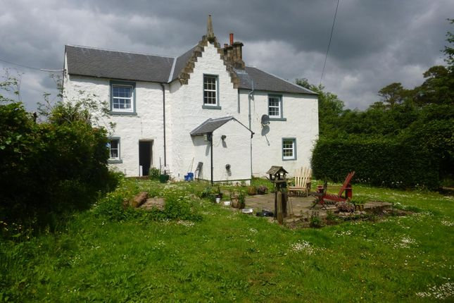 Thumbnail Detached house to rent in Dalmellington, Ayr