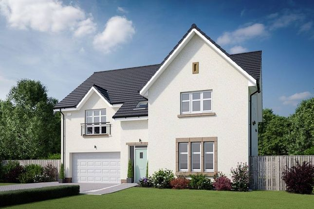 "Thumbnail Detached house for sale in ""The Moncrief"" at Dalmahoy Crescent, Balerno"