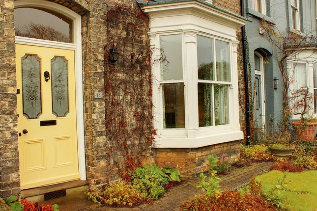 Thumbnail Terraced house for sale in York Road, Beverley