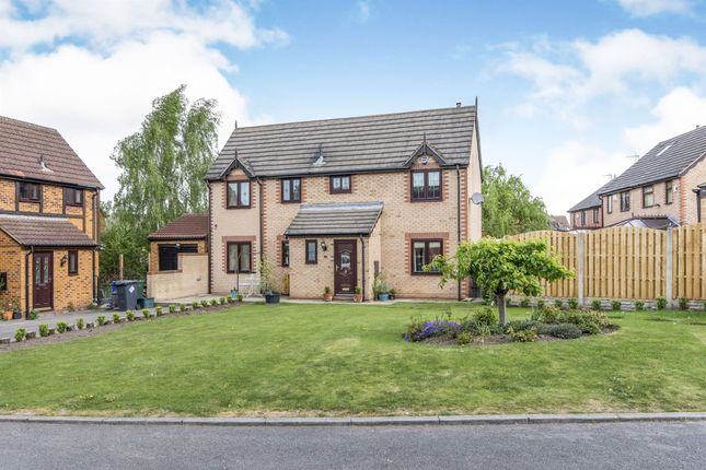 Thumbnail Detached house for sale in Lynwood Drive, Mexborough