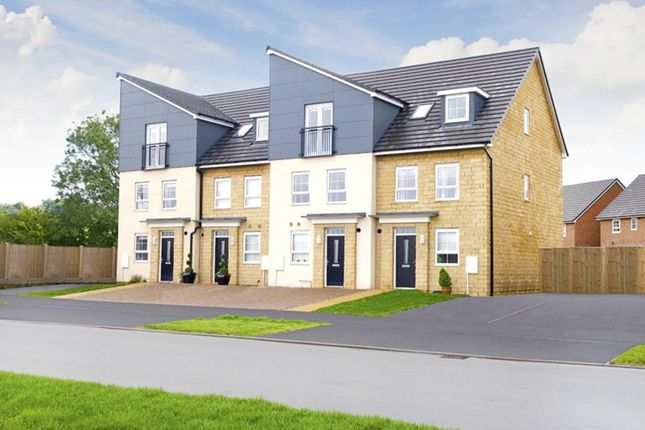 """Thumbnail End terrace house for sale in """"Halesworth"""" at New Quay Road, Lancaster"""
