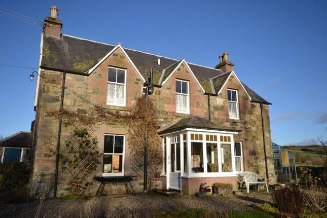 Thumbnail Detached house to rent in Kinloch, Blairgowrie