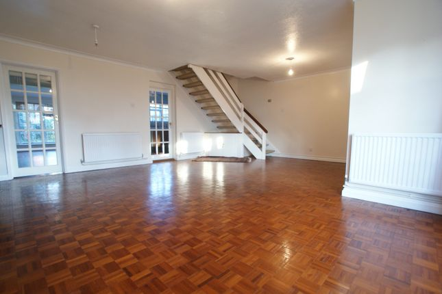 Thumbnail Terraced house to rent in Towers Garden, Langstone, Havant