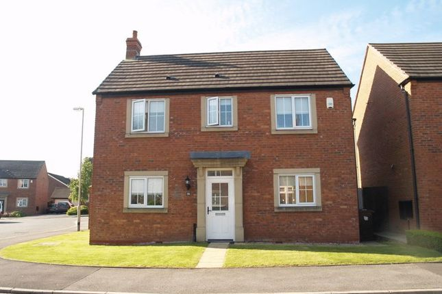 Thumbnail Detached house for sale in Yoxall Drive, Kirkby, Liverpool