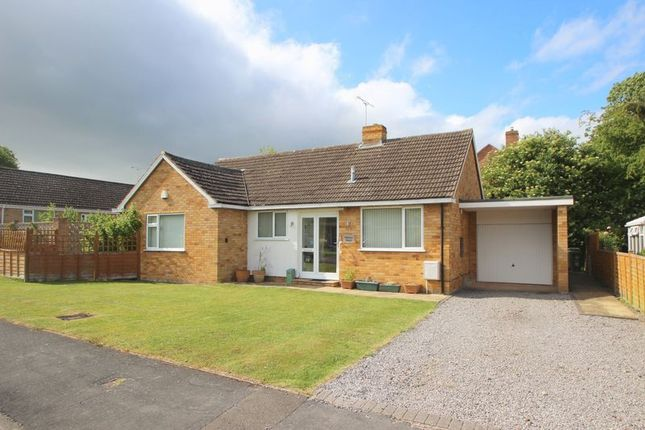 Thumbnail Bungalow for sale in Swanfold, Wilmcote, Stratford-Upon-Avon