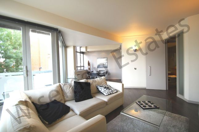 Thumbnail Flat to rent in City Road, Old Street