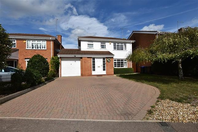Thumbnail Detached house for sale in Wakehurst Drive, Northampton