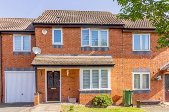 Thumbnail Terraced house to rent in St. Fremund Way, Leamington Spa