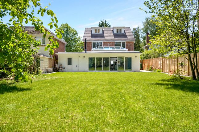 Thumbnail Detached house for sale in The Avenue, West Moors, Ferndown