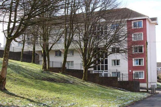 Thumbnail Flat to rent in Lon Tanyrallt, Alltwen, Pontardawe