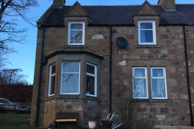 2 bed semi-detached house to rent in Burnend Cottages, Dufftown AB55