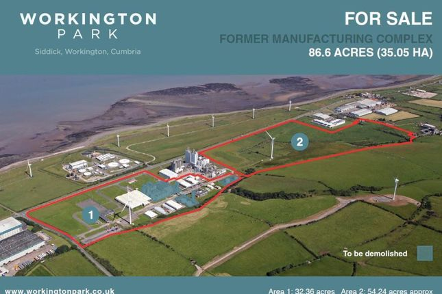 Industrial for sale in No Street Name, Workington