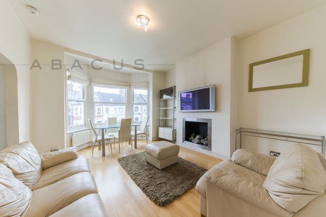 Thumbnail Flat for sale in Hillfield Road, West Hampstead