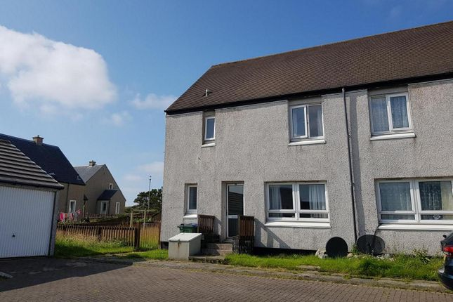 Thumbnail Semi-detached house for sale in Setters Hill Estate, Baltasound, Unst, Shetland