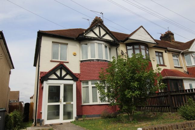 Thumbnail Terraced house for sale in Old Road East, Gravesend, Kent
