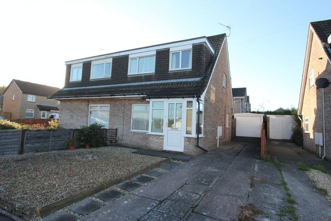 3 bed semi-detached house for sale in Beaumont Close, Barry