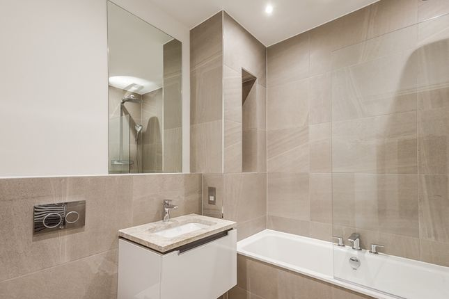 Bathroom of Rainville Road, London W6