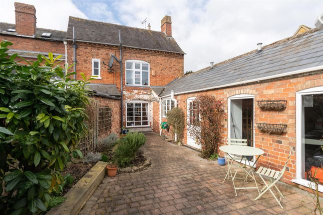 Thumbnail Semi-detached house for sale in Badsey, Evesham, Worcestershire