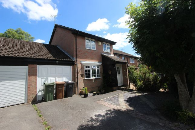 Thumbnail Link-detached house for sale in Bossington Close, Rownhams, Southampton