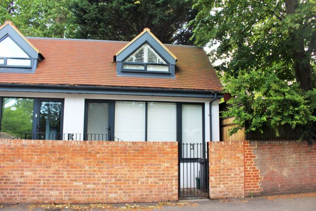 Thumbnail Semi-detached house for sale in High Street, Ewell Village