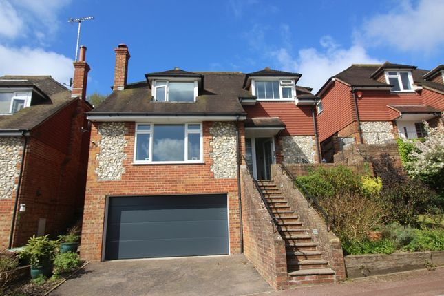 Thumbnail Detached house for sale in Wish Hill, Willingdon Village, Eastbourne