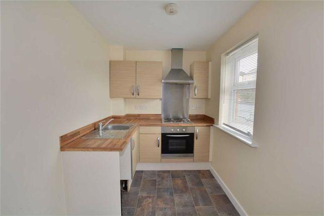 Kitchen of James Court, Hemsworth, Pontefract WF9