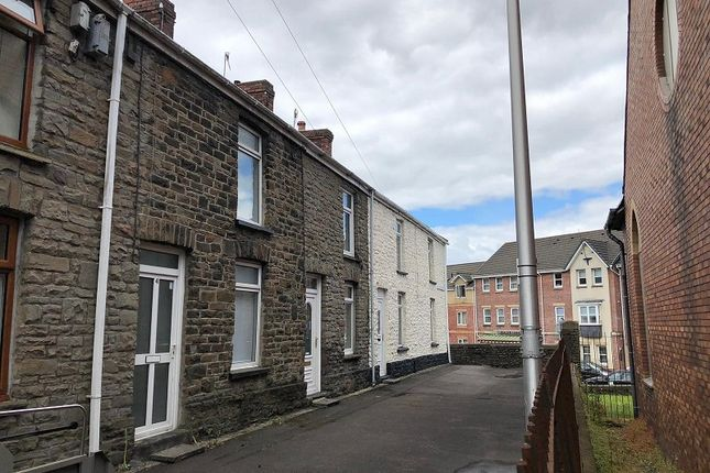 Thumbnail Terraced house to rent in Springfield Terrace, Neath, Neath Port Talbot.