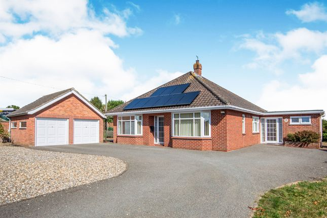 Detached bungalow for sale in Buxton Road, Aylsham, Norwich
