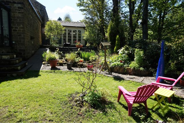 Garden of Hebden Bridge Road, Oxenhope BD22