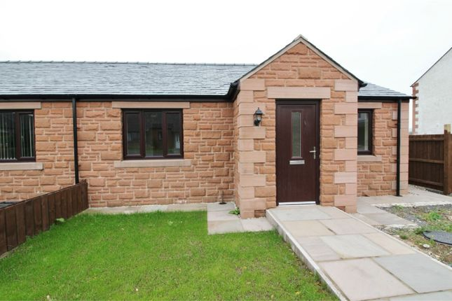 Thumbnail Semi-detached bungalow to rent in 8 Stephenson Croft, Bolton, Appleby-In-Westmorland, Cumbria