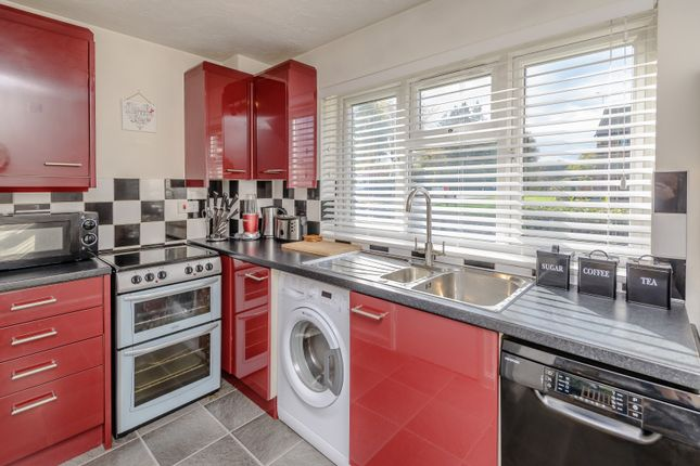 Thumbnail End terrace house for sale in Vernon Close, Ottershaw, Chertsey