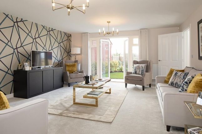 """Thumbnail Detached house for sale in """"Glidewell"""" at Winchester Road, Whitchurch"""