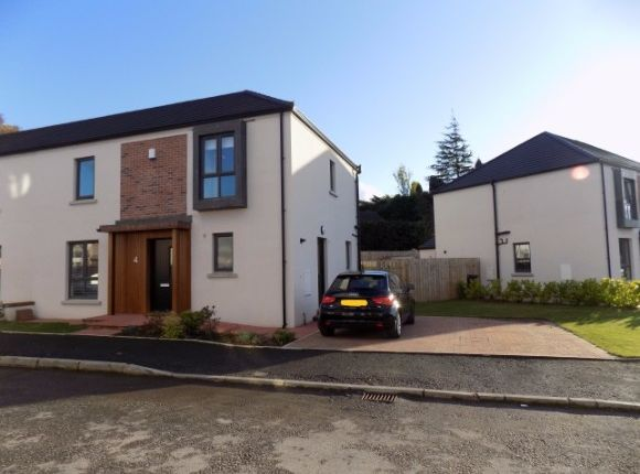 Thumbnail Semi-detached house to rent in Quay Meadows, Lisburn