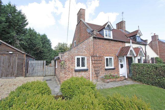 Thumbnail Semi-detached house for sale in Kirkby Underwood Road, Aslackby, Sleaford