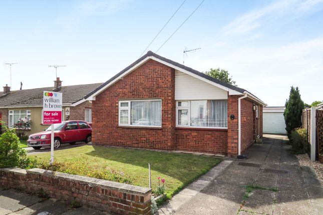 Thumbnail Detached bungalow for sale in St. Jude Close, Colchester