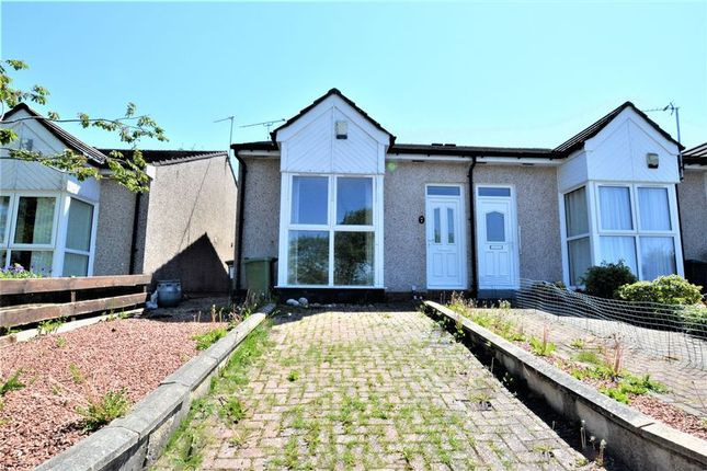 Thumbnail Semi-detached bungalow to rent in Hillside Close, Maryport