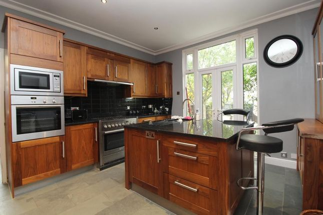 Thumbnail End terrace house to rent in Falmouth Avenue, London