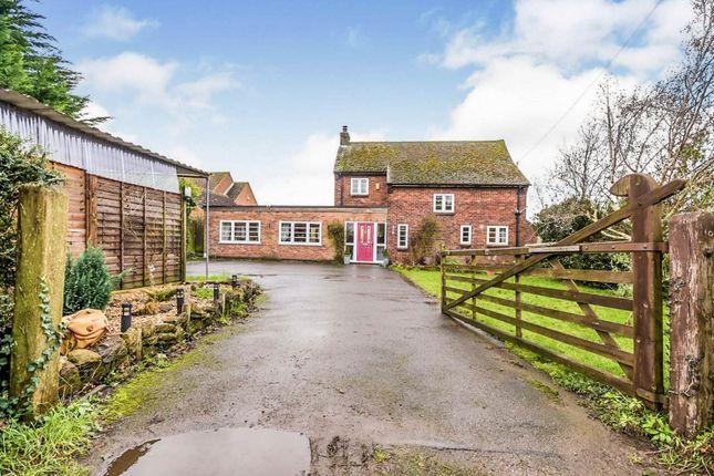 Thumbnail Detached house for sale in Blacksmith End, Stathern, Melton Mowbray