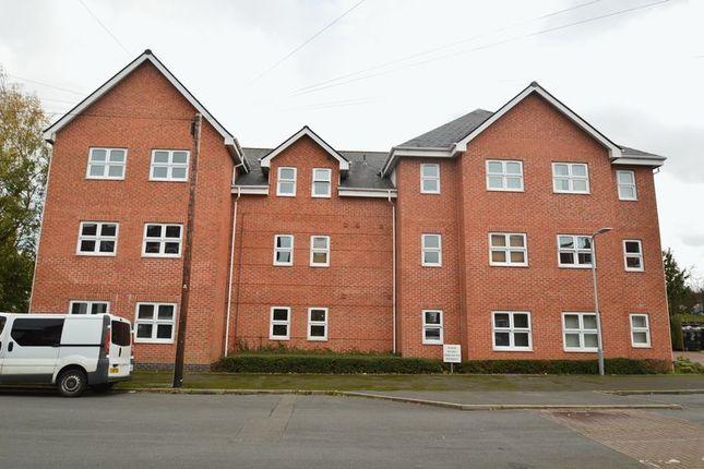 Thumbnail Flat to rent in Station Terrace, Hucknall, Nottingham