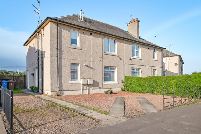 Thumbnail Flat to rent in Burnside Terrace, Redding, Falkirk