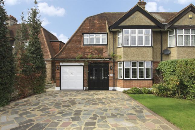 Thumbnail Semi-detached house for sale in Eastcote Road, Ruislip