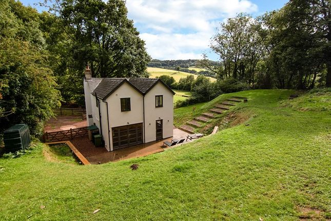 Thumbnail Detached house for sale in Hope Mansell, Ross-On-Wye, Herefordshire
