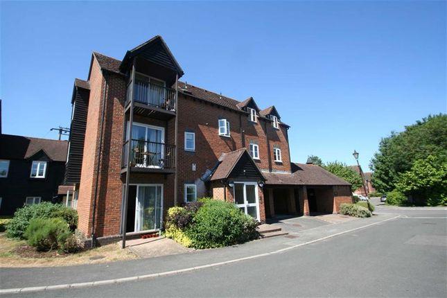 Thumbnail Flat to rent in Mill Lane, Newbury