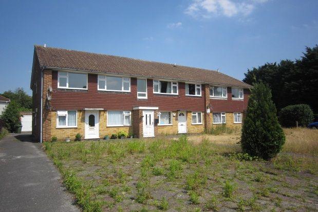 Thumbnail Maisonette to rent in Harvel Crescent, London