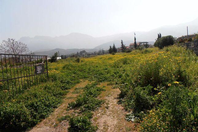 Thumbnail Land for sale in 3 Donum Alsancak Land, West Of Kyrenia