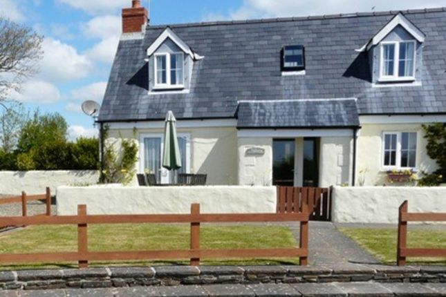 Thumbnail Cottage to rent in Honeysuckle Cottage, Lillimoor Farm, St Florence, Tenby