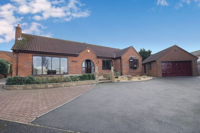Thumbnail Detached bungalow for sale in Rectory Close, Heswall, Wirral