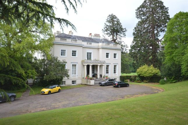 Thumbnail Flat for sale in Trehill House, Kenn, Exeter, Devon